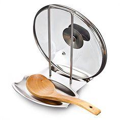 YOMYM Support Couvercle Repose Cuillère Couteaux Cuillères Fourchettes Spatule en Acier Inoxydable Repose Couvert Porte Couvercle Ustensile Divers de Cuisine Mettre de l'Ordre dans Votre Cuisine #YOMYM #Support #Couvercle #Repose #Cuillère #Couteaux #Cuillères #Fourchettes #Spatule #Acier #Inoxydable #Couvert #Porte #Ustensile #Divers #Cuisine #Mettre #l'Ordre #dans #Votre