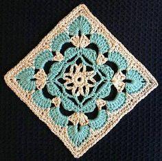 Galería: 30 Grannys a Crochet ~ CTejidas [Crochet y Dos Agujas]