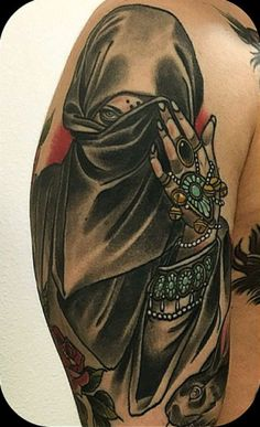 Tattoo done by Jurgen Eckel.https://instagram.com/_eckel/