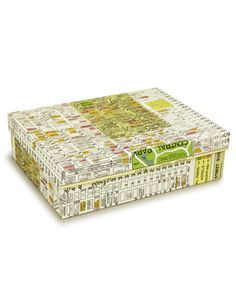 Kate's Paperie : Shop : Kate's Handmade Box, Midtown Manhattan, Large : 0017122 :