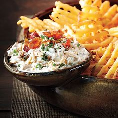 "Ok, this is the recipe for ""Auburn""s Loaded Baked Potato Dip, but it looked to good to pass up!"