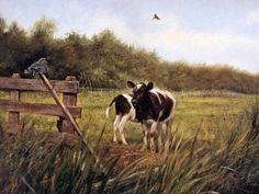 Kunst door Rien Poortvliet (1932 1995) -Catherine...lbxxx.
