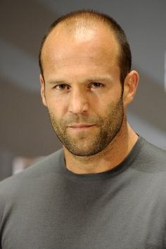 10 fun facts about action star Jason Statham! Jason Statham, Attractive Bald Men, Handsome Rob, Top Hollywood Actors, Bald Man, Celebrity Wallpapers, Interesting Faces, Male Face, Facial Hair