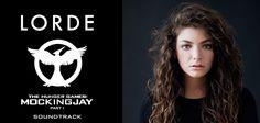 Escucha la canción de Lorde para el soundtrack de #TheHungerGames #Mockingjay,