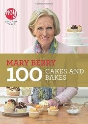 My Kitchen Table: 100 Cakes and Bakes. Mary Berry is the queen of cakes. There is no one better qualified to show you how to make the best Victoria sponge, vanilla cupcake, fruit tea bread or chocolate fudge cake.  http://www.kitchengearonline.com