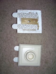 STOP Making Wall Holes While Hanging Curtains & Drapes : 4 Steps (with Pictures) - Instructables Curtain Rod Holders, Window Curtain Rods, Curtain Lights, Picture Window Treatments, Window Treatments Living Room, Hanging Curtains, Drapes Curtains, Dj House, Paint Meaning