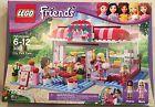LEGO Friends Park Café (3061) NISB Retired Andrea Marie