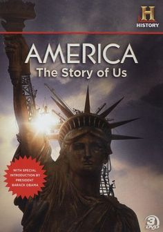 America: The Story of Us [3 Discs] [DVD]