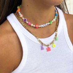 Cute Jewelry, Beaded Jewelry, Jewelry Accessories, Beaded Bracelets, Beads Jewellery Designs, Handmade Wire Jewelry, Fimo Ring, Pulseras Kandi, Accesorios Casual