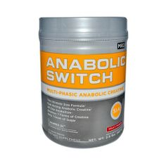 Amazon.com: MRI Anabolic Switch - Fruit Punch - 2.2 lbs - HSG-734509: Health & Personal Care