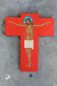 Crucifixion 2012 (contemporary) by Danylo Movchan