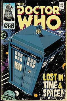 Doctor who tardis #comic maxi poster 61x91.5cm maxi poster - #brand new #sealed,  View more on the LINK: http://www.zeppy.io/product/gb/2/151858831920/