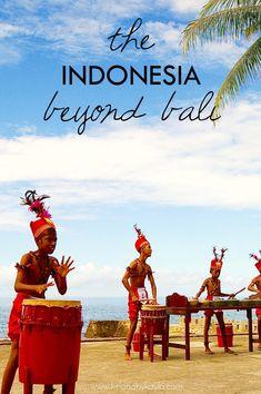 The Indonesia beyond Bali - Kelana by Kayla