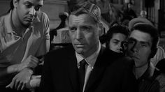Burt Lancaster from The Young Savages (1961)