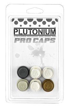 Plutonium™ Paint Pro-Caps #SprayPaint