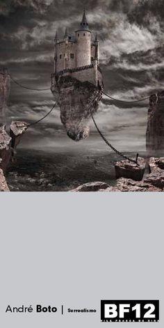 """Bienal de Fotografia 2012: Exposição de fotografia """"Surrealismo"""" de André Boto, patente na Galeria Municipal de Exposições Palácio Quinta da Piedade (Póvoa de Santa Iria), a partir das 15h de dia 27 de outubro e até dia 15 de dezembro de 2012."""