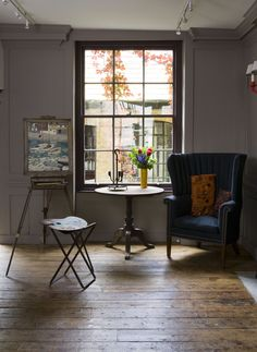 "Antiques dealer Fiona Atkins has restored an 18th century weaver's house in the vibrant Spitalfields neighborhood of London and now rents out the upstairs apartments to travelers. ""It's a somewhat quirky place to stay,"" she says. ""Some floors may slope, the interiors can be drafty, and windows have shutters rather than curtains."""