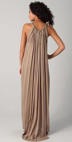 Riller & Fount Theona Gathered Maxi Dress | SHOPBOP