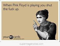 Pink Floyd, music, funny