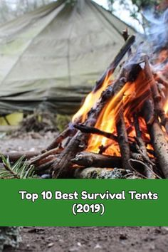 A shelter is crucial for survival. Having a roof over you and walls around you is important to keep you:  Dry, Safe, Warm,  and Gives you privacy... #besttent #camping #survival #emergency