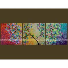 The Sweetness Tree Modern Oil Painting Modern Oil Painting, Country Landscaping, Oil Paintings, Painting Inspiration, Sweet Home, Wildlife, Backyard, Decorating, Landscape