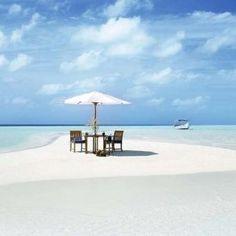 Maldives, beach