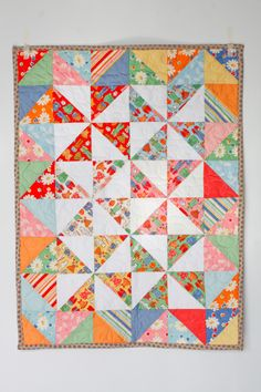 One of these days I will make my own quilt...