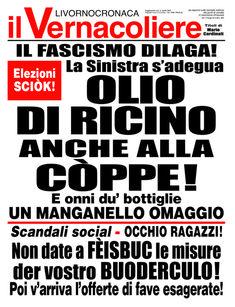 Una nuova vignetta di Fabio Nocchi | Il Vernacoliere Scandal, Vignettes, Daddy, Funny Things, Facebook, Vintage, Sink Tops, Humor, Funny Stuff