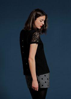 Sézane / Morgane Sézalory - Carlo blouse  #sezane #carlo www.sezane.com/fr