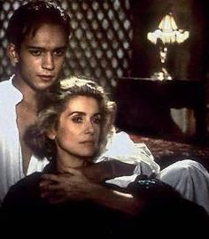 Vincent Perez and Catherine Deneuve sizzle in Indochine