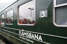 En Meridiano 180: Flåmsbana, el antiguo tren de los fiordos noruegos por Laura Fernández