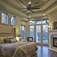 """""""The walls and ceilings are Sherwin Williams Ethereal Mood #SW7639 The trim is Sherwin Williams Jogging Path #SW7638."""""""