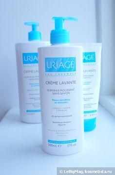 Uriage Creme Lavante Cleansing Cream #face