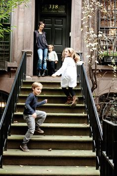 A FAMILY HOME IN NEW YORK | the style files