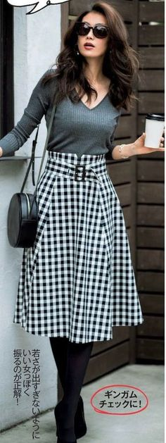 Cute skirt #casualskirtmodest