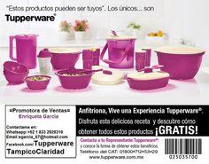 Compra o Vende Tupperware en Tampico,Altamira y Norte de Veracruz,Tel :8332928319 Visita:https://www.facebook.com/TupperwareTampicoClaridad