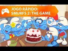 Smurfs 2 para PS3 - Gameplay e primeiras impressões