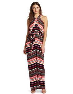 awesome Suzi Chin Women's Maxi Dress