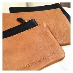 Wilson Pouch  Shop | Lost Property of London