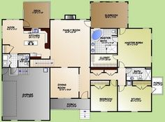 Exceptional Plans Ryan Moe Home Design