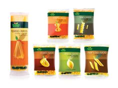 Packaging of the World: Creative Package Design Archive and Gallery: Mega Pasta