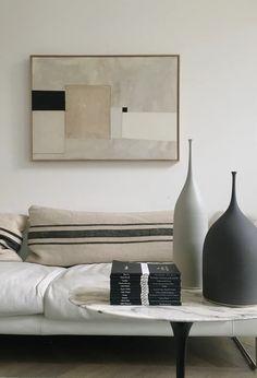 Diy Wall Art, Diy Art, Wall Decor, Textured Canvas Art, Abstract Canvas, Interior Decorating, Interior Design, Minimalist Art, Geometric Art