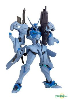 Revoltech Muv-Luv Alternative Series No.007 Shiranui Type-94 United Nations Force