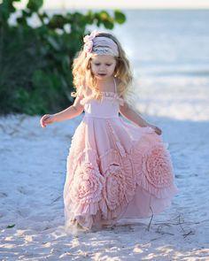 Beautiful Little Doll in Pink
