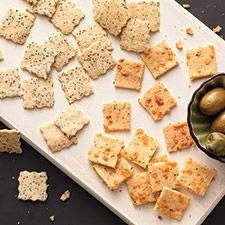 Recipe for gluten-free almond flour crackers – eat clean – # … …. Recipe for gluten-free almond flour crackers – eat clean – # reins # … …. Almond Flour Crackers Recipe, Homemade Crackers, Almond Flour Recipes, Gf Recipes, Gluten Free Recipes, Low Carb Recipes, Spicy Crackers, Dessert Recipes, Healthy Recipes
