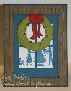 Snowy Moose Creations- Welcome Christmas