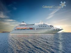 A new name is cruising the Eastern Mediterranean.  Come, live the ultimate cruise experience with Celestyal Cruises! #rebrand #LouisCruises #cruise #travel #Aegean #Greece #travelnews #ultimate #experience #ship #celestyal