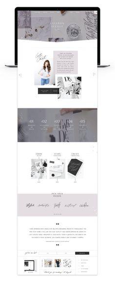 Web Design Trends, Site Web Design, Layout Design, Design Blog, Web Design Studio, Custom Website Design, Email Design, Brand Design, Website Design Inspiration