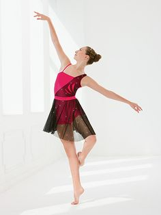Not a Bad Thing | Revolution Dancewear 2015 Costume Collection