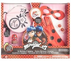 Lady Bug, Mma, Miraculous Ladybug Costume, Blue Evening Dresses, 11th Birthday, Minnie Mouse, Lunch Box, Costumes, Slime